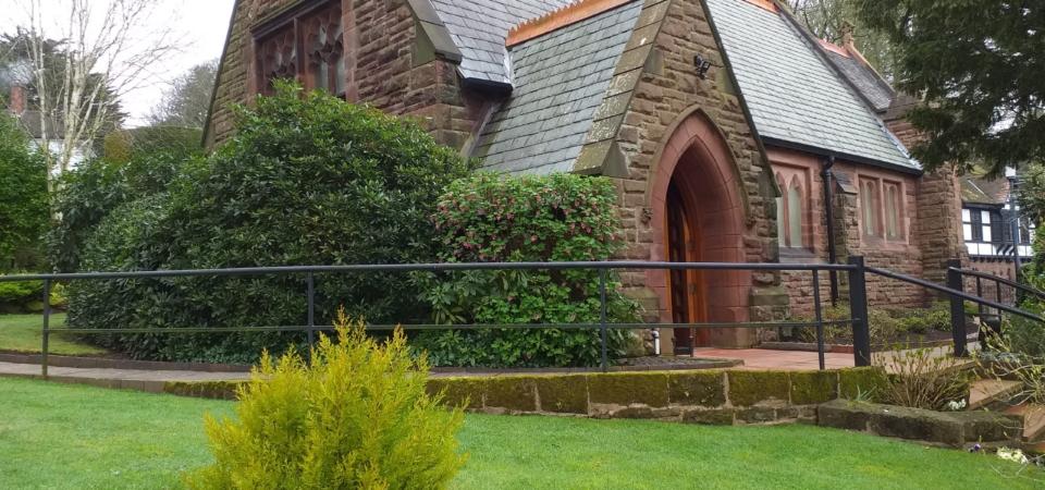 Caldy Church